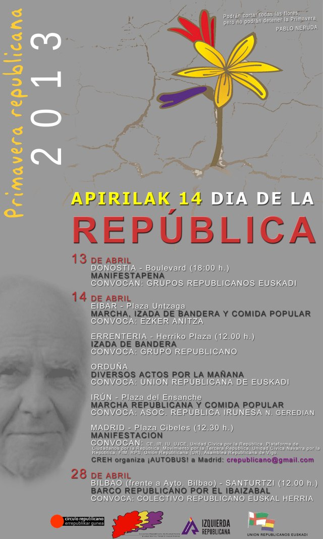 primavera republicana 2013