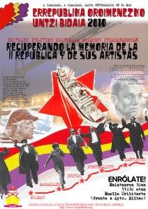 cartel barco republicano 30 mayo 2010