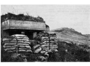 Cinturón de Hierro en Gaztelumendi, Fika (Bizkaia). Fot. Indalecio Ojanguren