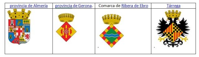 Esta corona mural se mantiene en diversos lugares de España, especialmente en Catalunya.