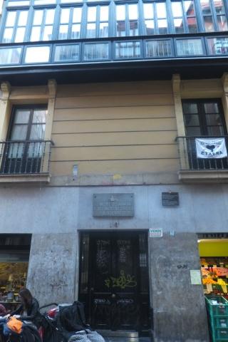 Casa Natal de Unamuno. Foto de Casimiro Castaño.